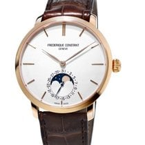Frederique Constant Gold/Steel 42mm Automatic FC-705V4S4 new