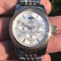Oris Big Crown Complication 40mm Silver
