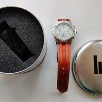 Lip Aluminium Quarz Keine Ziffern 40mm neu