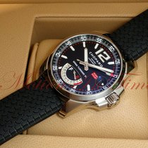 Chopard Steel Automatic Black Arabic numerals 44mm new Mille Miglia