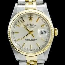Rolex 16233 Or/Acier Datejust 36mm occasion