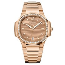 Patek Philippe 7118/1200R-010 - Rose Gold - Ladies - Nautilus