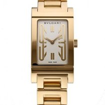 Bulgari Rettangolo Quartz Gold 39mm -SALE-