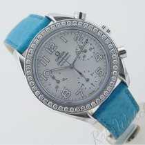 Omega Speedmaster Ladies Chronograph Staal 35,5mm Parelmoer Nederland, Deventer