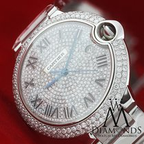 カルティエ (Cartier) Large Cartier Ballon Bleu De Cartier Diamond...