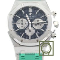 Audemars Piguet Royal Oak Chronograph 41mm blue Grande...