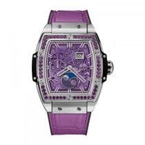 Hublot Spirit of Big Bang Moonphase Titanium Purple