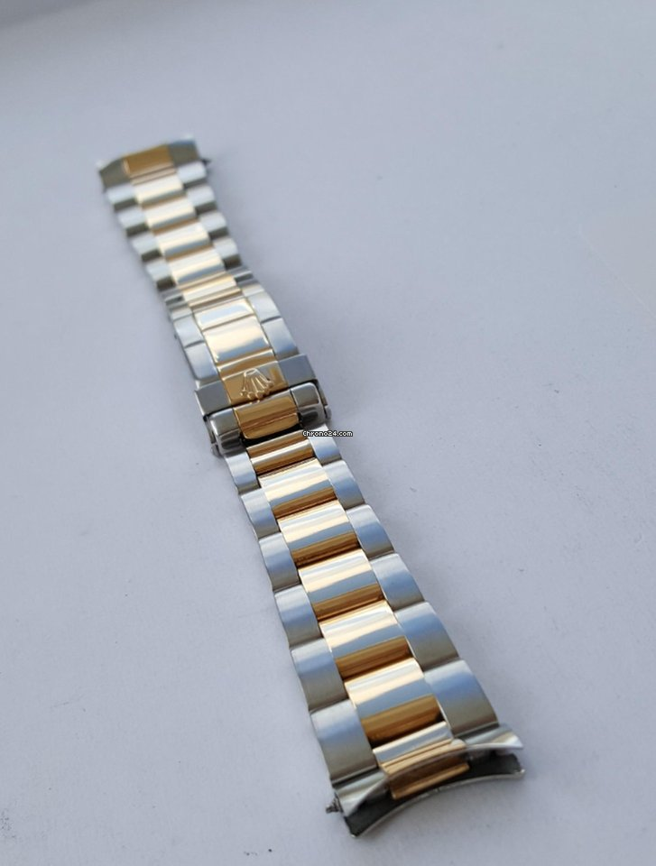 Rolex zenith 78393 extrem rare Daytona Band Oyster Bracelet Gold