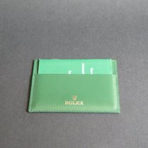 勞力士 (Rolex) Creditcard holder + Warranty Booklet