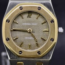 Audemars Piguet Royal Oak Ladies 26MM Gold/Steel Quartz Gold Dial