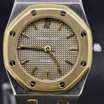 Audemars Piguet Royal Oak Ladies 26MM Gold/Steel Quartz Gold Dial