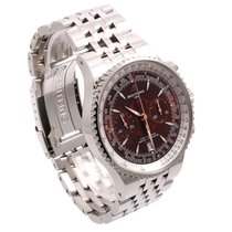 Breitling Montbrillant Navitimer Bronze Dial A23340 W/ Papers...