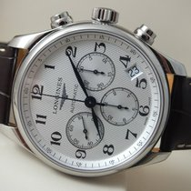 Longines Master Collection Automatic Chronograph 44mm  NEW