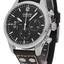 Union Glashütte Steel 43mm Automatic D009.627.16.057.00 new