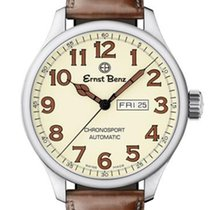 Ernst Benz Steel 47mm Automatic GC10218 new