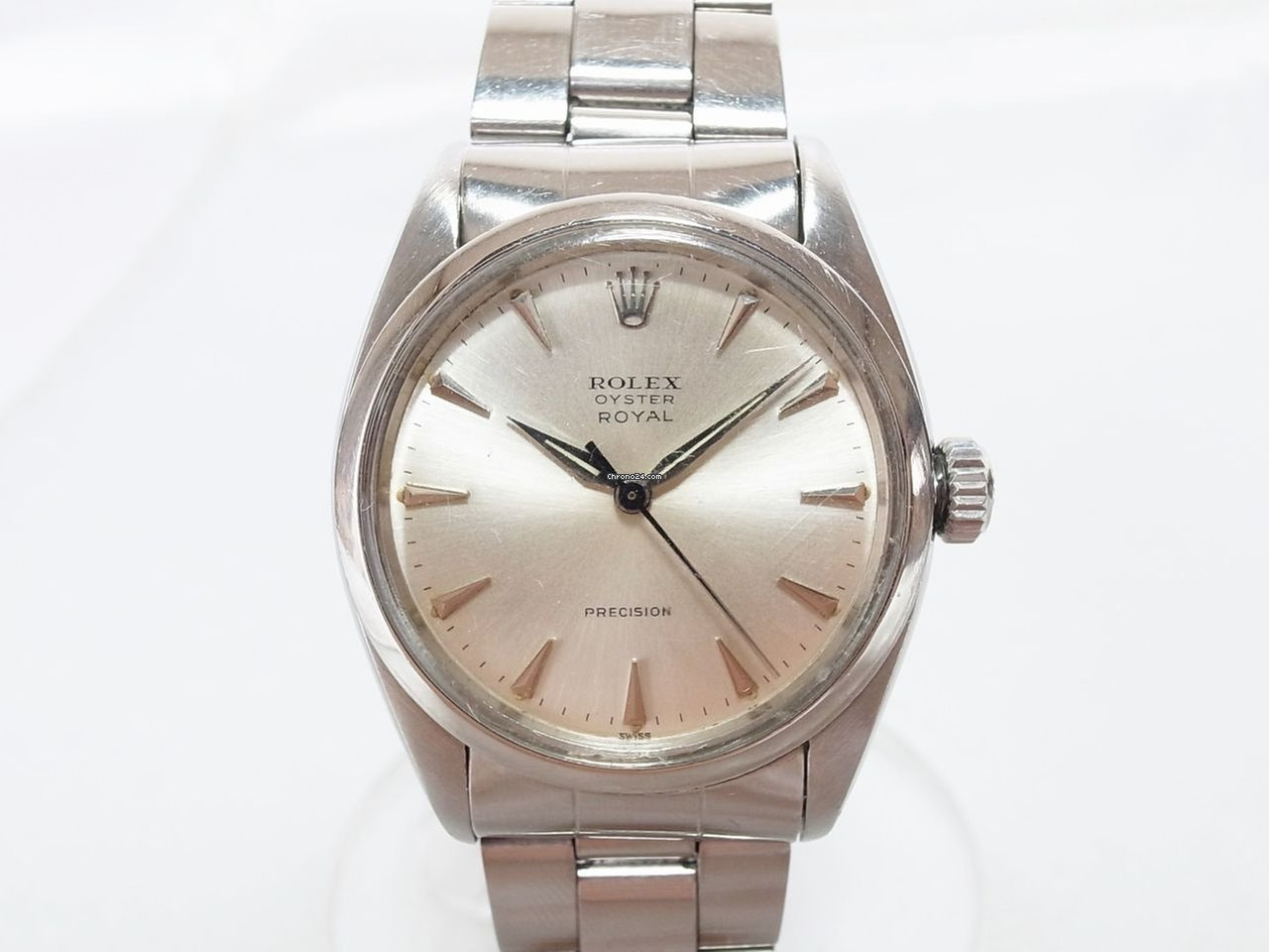 official photos c2de7 42aa1 Rolex Oyster Precision Royal 6426 vintage 1956