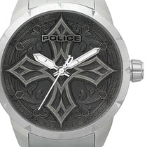Police 46mm Quartz new Grey