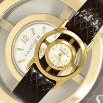 Cartier Helm 1940s Jaeger LeCoultre Cartier Sector Dial...