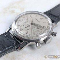 Wakmann Breitlilng Chronograph Lemania 1280 Pre 321 Triple Reg...
