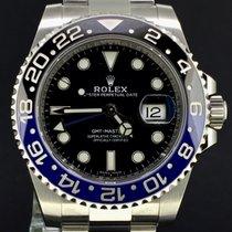 Rolex GMT-Master II Steel 'Batman' Box&Papers 40MM