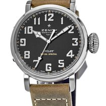 Zenith Pilot Type 20 Extra Special Steel 45mm Arabic numerals United States of America, New York, Brooklyn