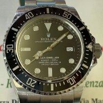 Rolex Sea-Dweller 4000 pre-owned Steel