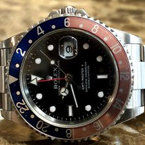 Rolex 16710 Staal 2005 GMT-Master II 40mm tweedehands