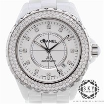 74f5a0ff2bd1 Chanel J12 new Automatic Watch with original box and original papers H2013