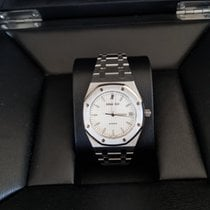 Audemars Piguet tweedehands Automatisch 36mm Wit Saffierglas
