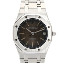 Audemars Piguet 4100ST Steel 1983 Royal Oak 36mm pre-owned