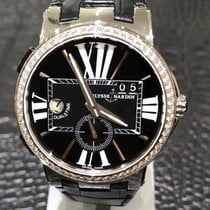 Ulysse Nardin Executive Dual Time 243-00b/42 new