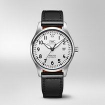 IWC IW327012 Steel Pilot Mark 40mm new