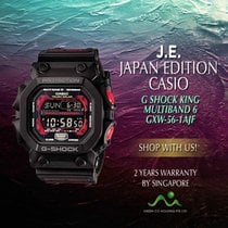 Casio G-Shock GXW56-1AJF nov