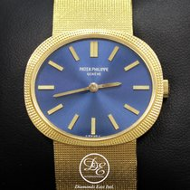 Patek Philippe Golden Ellipse pre-owned