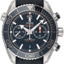 Omega Seamaster Planet Ocean Chronograph Steel 45.5mm Blue