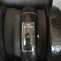 Armani Zegarek damski Automatyczny używany Zegarek z oryginalnym pudełkiem