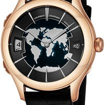 Laurent Ferrier new Automatic Display Back Chronometer Rose gold Sapphire Glass
