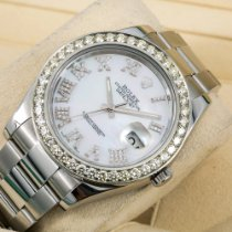 Rolex 116300 Steel Datejust II 41mm pre-owned United States of America, New York, NewYork