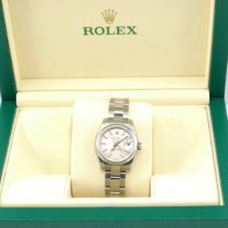 Rolex Steel Automatic Silver Roman numerals 26mm new Lady-Datejust