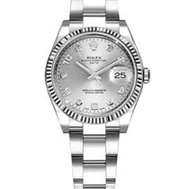Rolex Oyster Perpetual Date Steel 34mm Silver South Africa, Johannesburg
