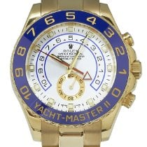 Rolex Yacht-Master II 116688 Mycket bra Gulguld 44mm Automatisk