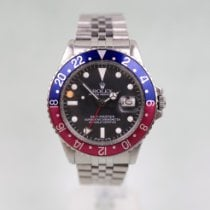 Rolex GMT-Master Steel 40mm Black No numerals United States of America, California, Marina Del Rey