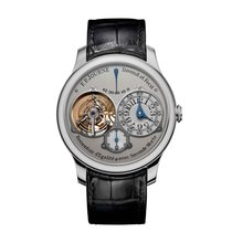 F.P.Journe Platino 40mm Cuerda manual Souveraine Tourbillion Platinum usados