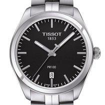 Tissot Steel 39mm Quartz T101.410.11.051.00 new