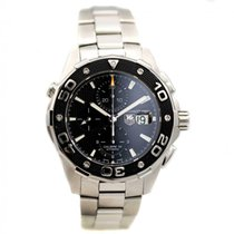 TAG Heuer Aquaracer 500M Steel 44mm Black United States of America, Florida, Sarasota