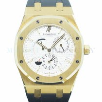 Audemars Piguet 26120ba.oo.d088cr.01 Жёлтое золото 2009 Royal Oak Dual Time 39mm подержанные