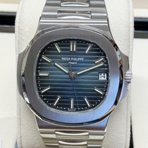 Patek Philippe Nautilus Steel 40mm Blue No numerals United Kingdom, Wilmslow
