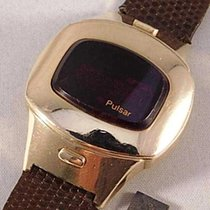 Pulsar pre-owned Quartz 37mm Not water resistant