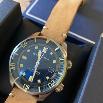 Artisanal Steel 42mm Automatic SP-5062-05 new