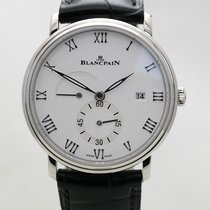 Blancpain Villeret Ultra Slim - NEW - B + P Listprice € 9.060,-